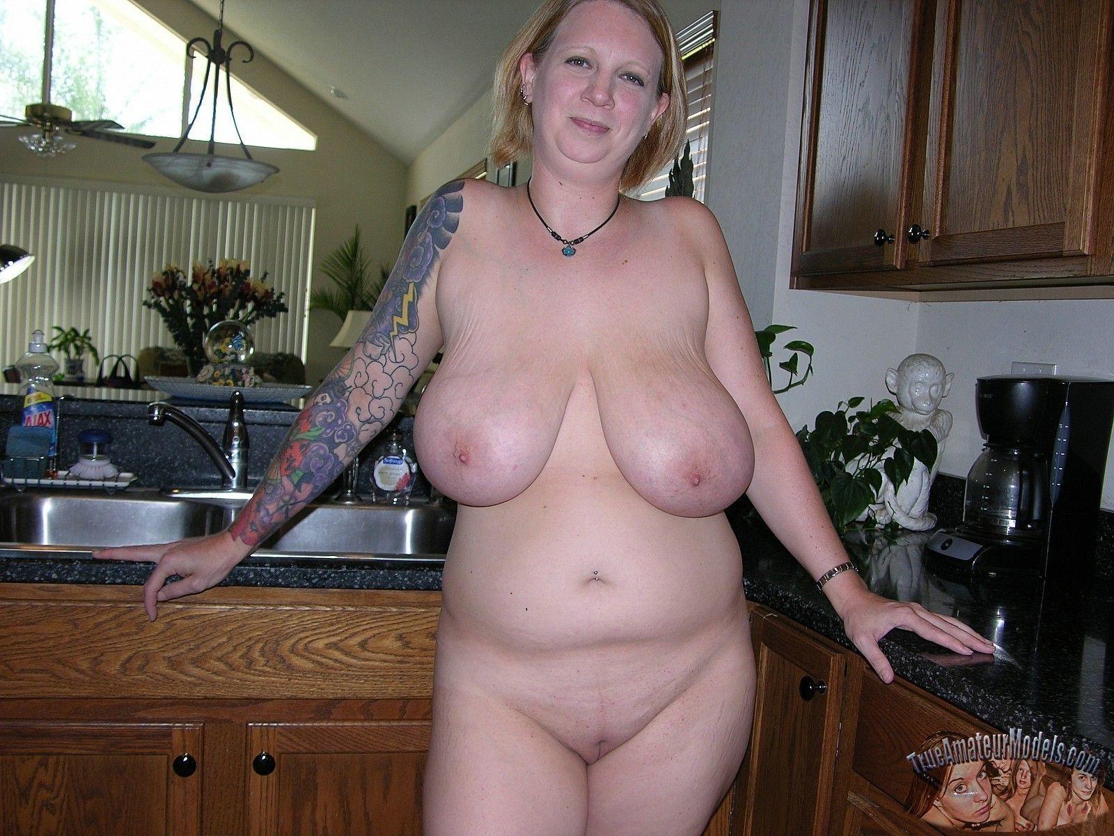 blonde bbw big natural tits