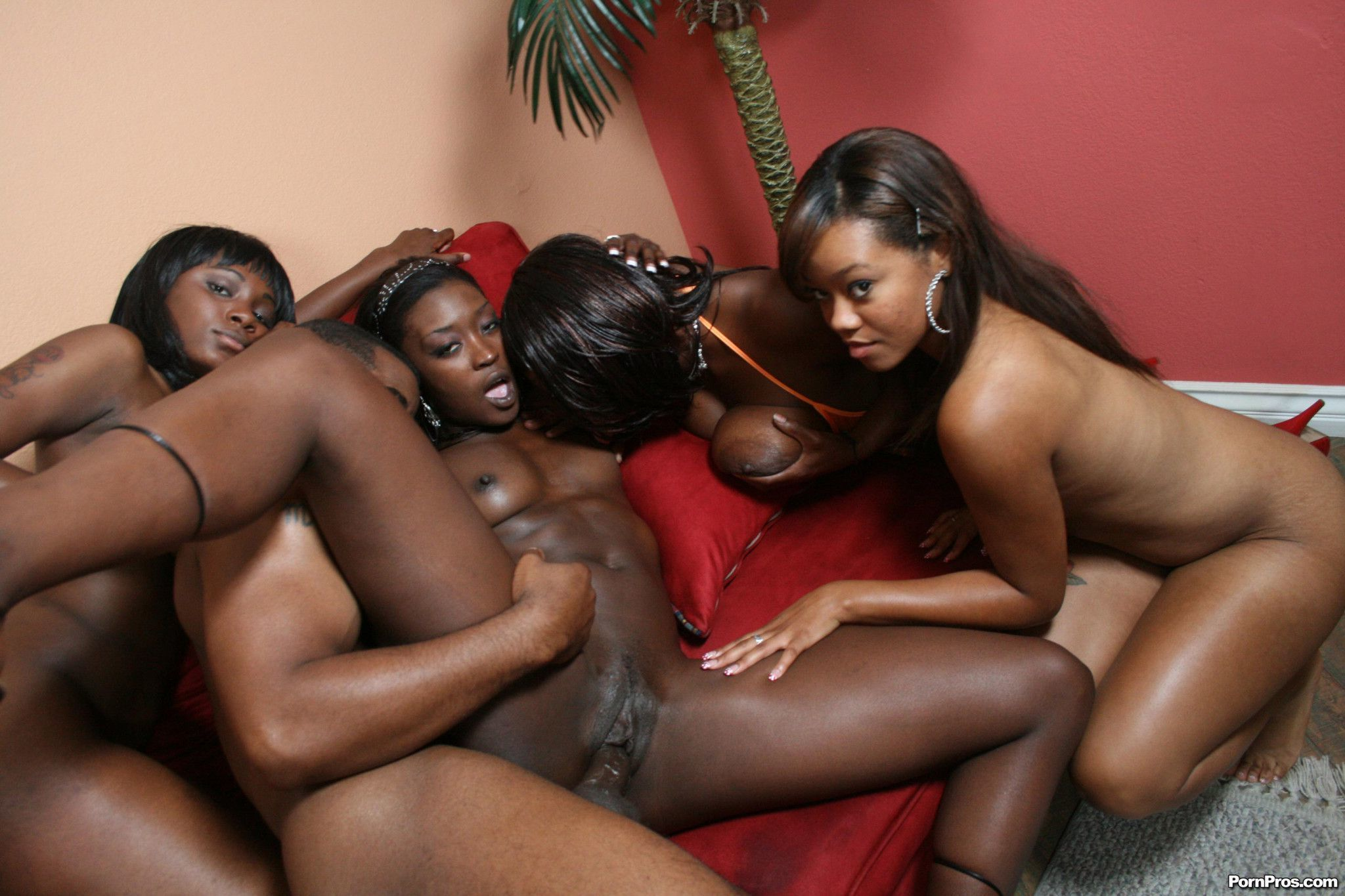 Nude Black Sex