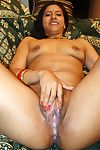 Indian slut Latmi gets huge facial & shows pussy creampie after gangbang