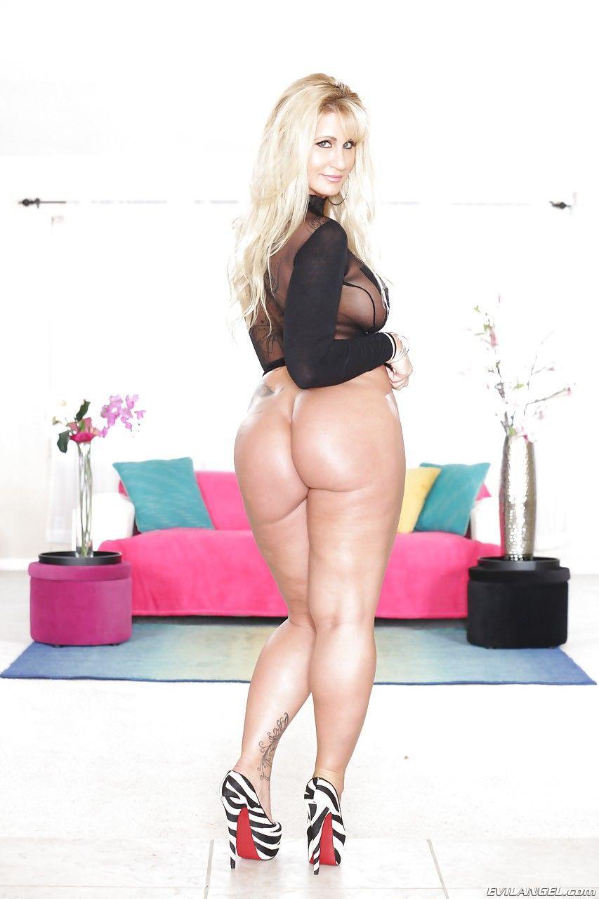 blonde milf interracial for bbc