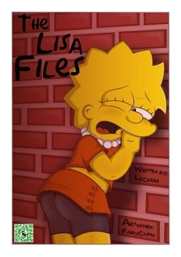 The Lisa notepaper – Simpsons
