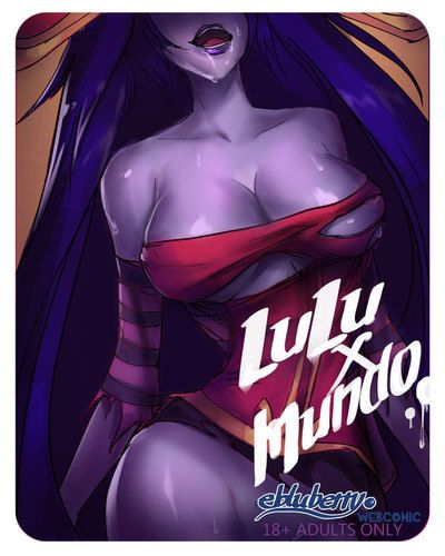 [ebluberry] LuluxMundo (League of Legends) [Incomplete][English][Colorized]