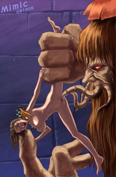 Character Gallery - Grand Widow Faerlina (World of Warcraft)