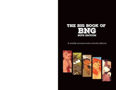 [BNG] The Big Book of BNG: Boys Printing