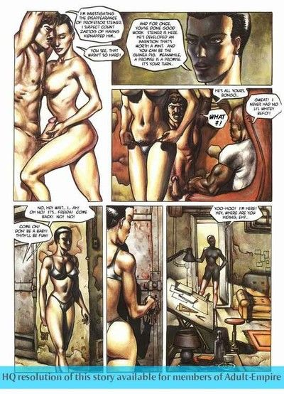 Porn comics relative to hot comprehensive being fucked firm