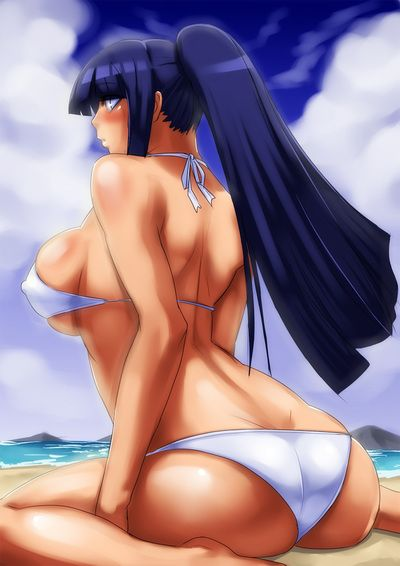 Busty Hinata Compactors windowless her mouth