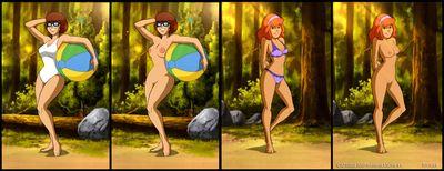 Scooby Doo - huge assemblage of Scooby Doo sex pics
