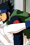 Uchiha Itachi fucks her slippery pussy fingered