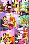 Darren's Adventure 2 (The Simpsons) - affixing 2