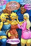 Slut Night Overseas – Simpsons [Kogeikun]