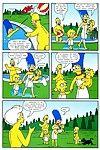 The Simpsons au Naturel!