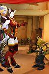 Shikron\'s World of Warcraft Screenshot Manipulations (Futa)
