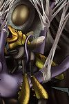 [bobbydando] Draenei and Silithid (World of Warcraft)