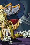 [Dopplegager] Rub-down the Mantid Strike Back (World be proper of Warcraft)